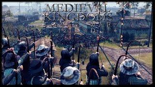 SIEGE OF LONDON - England V France (Medieval Kingdoms 1212 Total War)