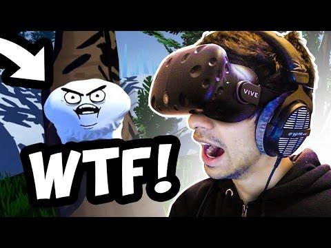 STRANGEST VR GAME EVER?!