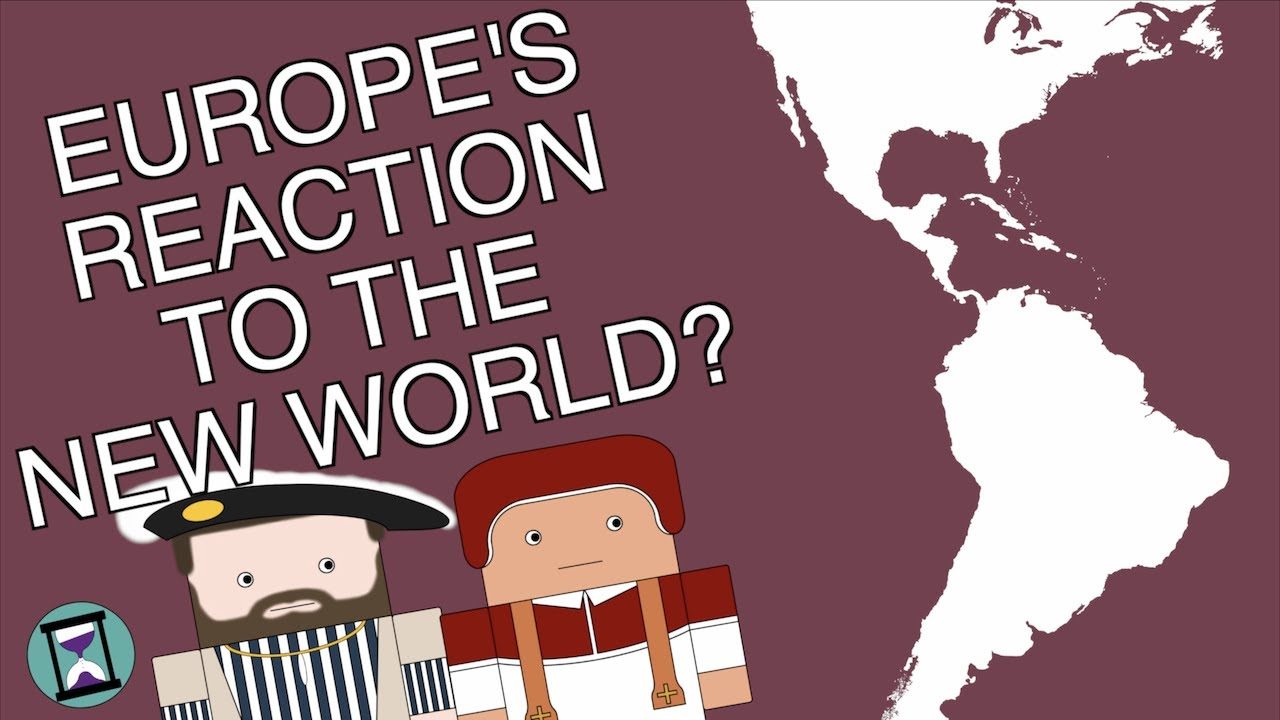 Download How did Europe React to the Discovery of the Americas? (Short Animated Documentary)