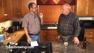 Rye Homebrews - Basic Brewing Video - October 17, 2013