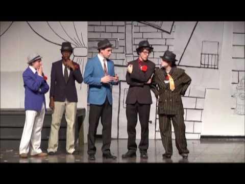 Loch Raven High School Presents: Guys & Dolls 2017 (Part 2)