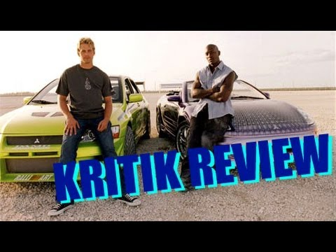 2 FAST 2 FURIOUS Kritik Review