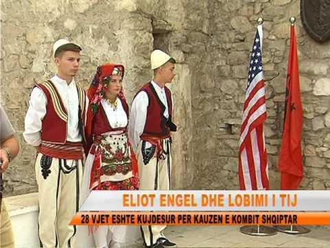 TV LEZHA KUSH JANE ''ELIOT ENGEL'' DHE ''HARRY BAJRAKTARI''