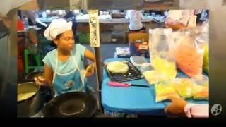 Национальная еда в таиланде