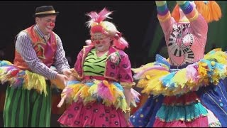 Ringling Bros. Presents Circus XTREME - Clown Gag Night 2014