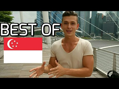 DID I LIKE SINGAPORE? / THIS IS INSANE ! Best of 1 Week in Singapore