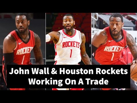 Rockets, John Wall agree he won't play as sides work together on ...