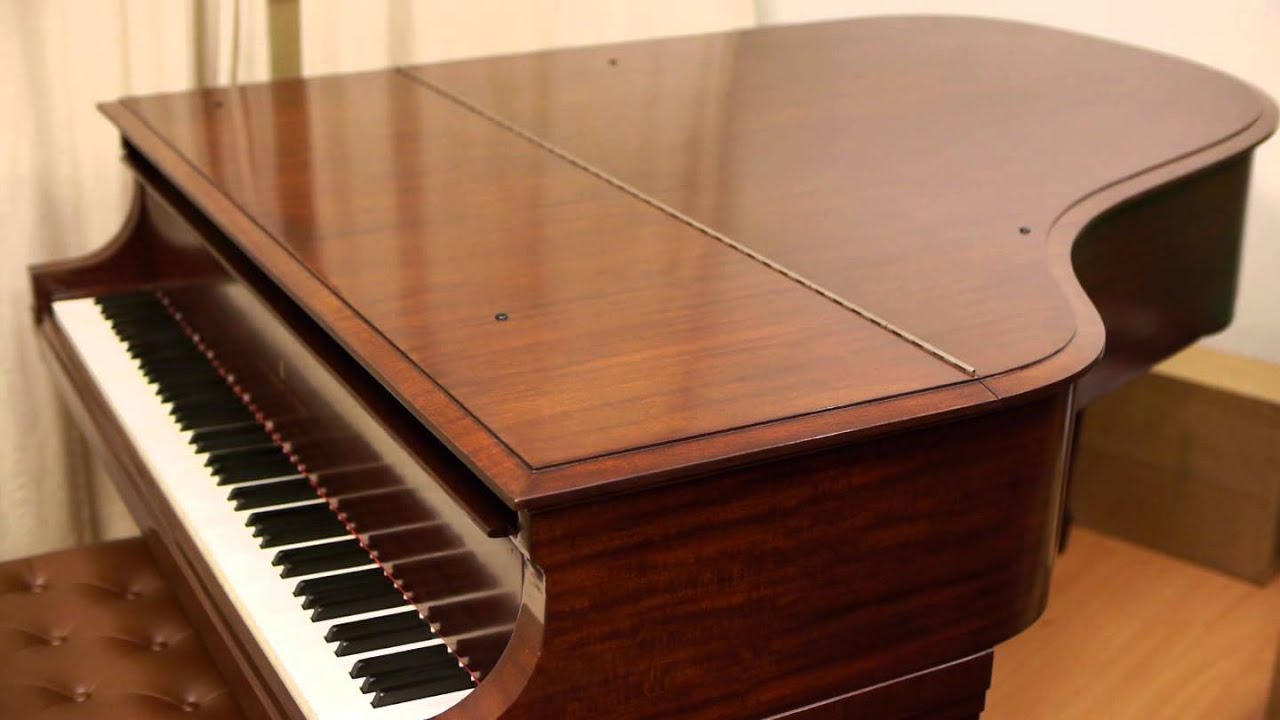 steinway model l grand piano rebuilt steinway 2013 for. Black Bedroom Furniture Sets. Home Design Ideas
