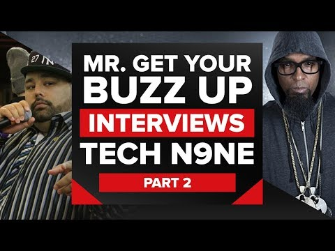 "Tech N9ne Talks Being Sued By A Fan's Mother + Explains Why He Stopped Performing ""Areola"""