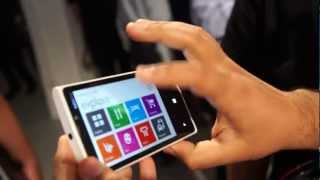Nokia Lumia 920 Overall Hands-On