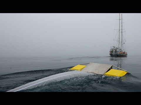 Researchers discover Arctic garbage patch