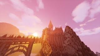 Minecraft Cathedral Timelapse - Flora Build Team