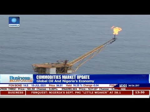 Global Oil And Nigeria's Economy | Business Incorporated |