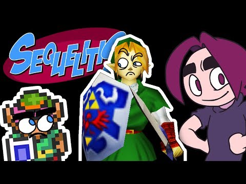Sequelitis - ZELDA: A Link to the Past vs. Ocarina of Time