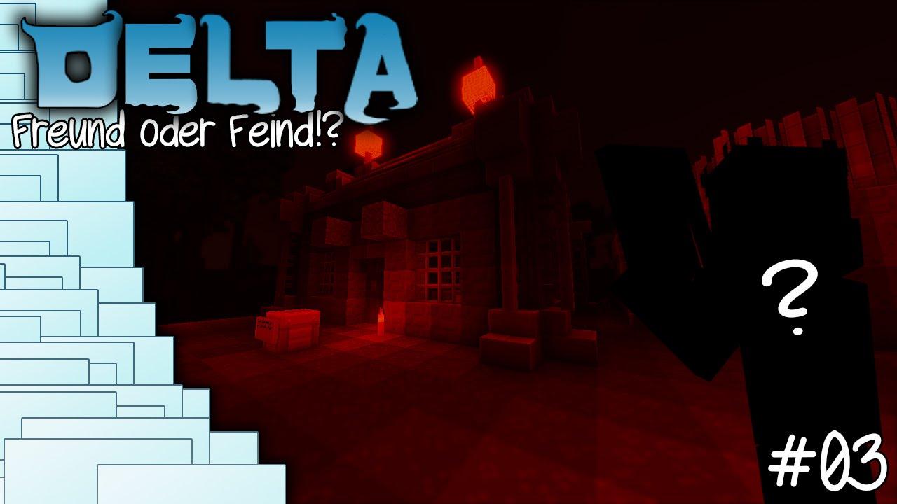 freund oder feind minecraft delta 03 youtube. Black Bedroom Furniture Sets. Home Design Ideas