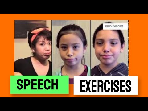 Speech Exercises