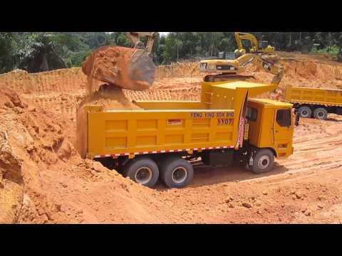XCMG Off Road Dump Truck