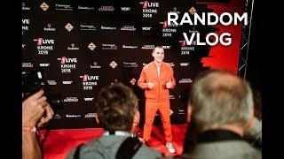 Random vlog | 1LIVE Krone Awards 2018