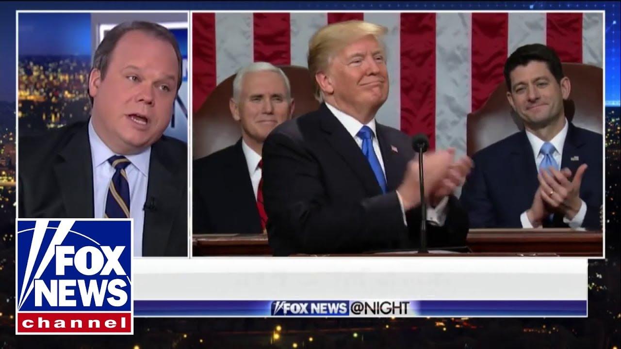 Stirewalt on SOTU address: Can Trump deliver on big agenda?