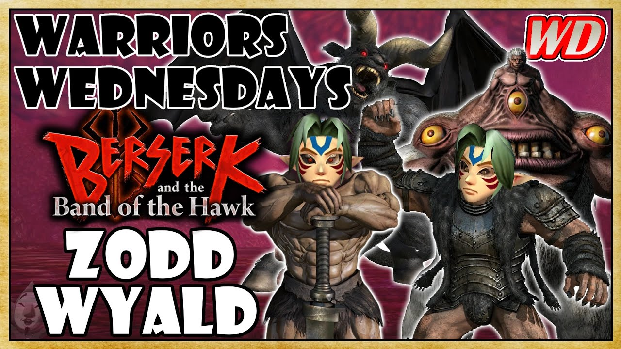 Zodd & Wyald, Fierce Deities - Berserk and the Band of the Hawk | Warriors  Wednesdays #6