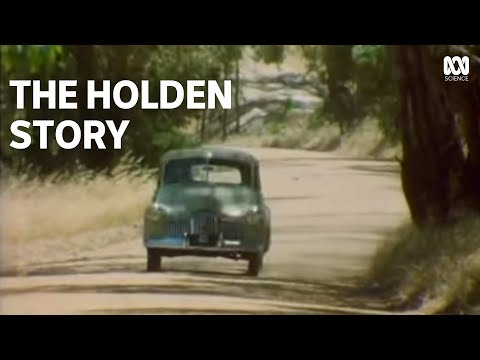 The Holden Story: That's Our Car!