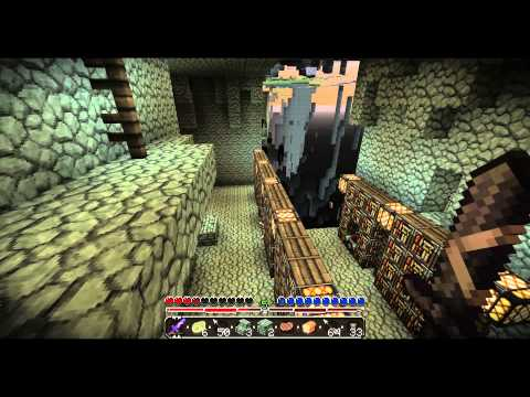 MineCraft Adventures (Part 1) Kingdom of the Sky