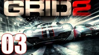 Grid 2 Walkthrough Part 3 Gameplay Let
