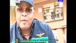 Roga Roga Jb Mpiana Tchala Muana Nyoka Longo Mbilia Belle et Werrason rendent Hommage Tabu Ley
