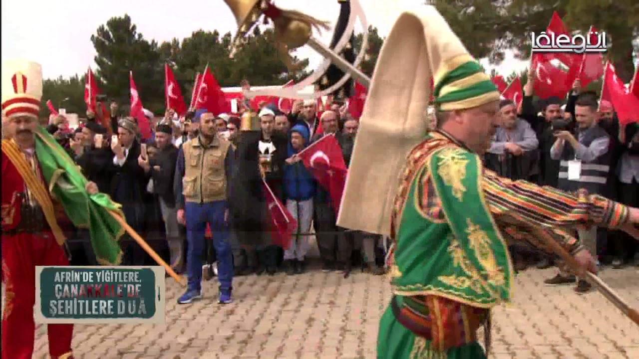 17 Mart 2018 Tarihli Çanakkale Sohbet Özel - Cübbeli Ahmet Hocaefendi Lâlegül TV