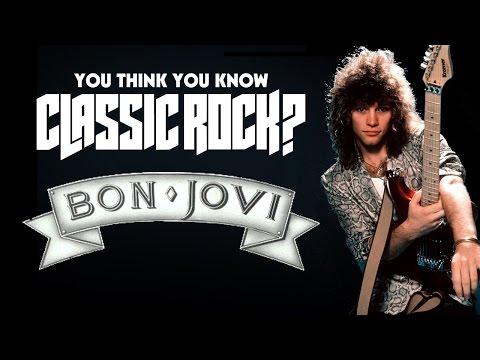 Bon Jovi - You Think You Know Classic Rock?