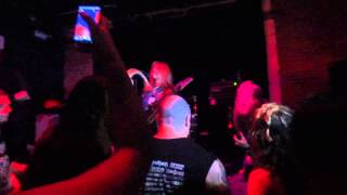 Demonic Christ - Bound to Damnation [Live @ The Paper Box, NY - 06/29/2013]
