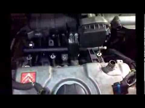 how to replace citroen C3 Coil pack