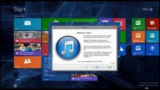 How to Download iTunes to your Computer Free - Windows 8