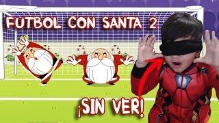 Futbol con Santa Claus SIN VER | Juego de Navidad para Niños | Capitulo 2