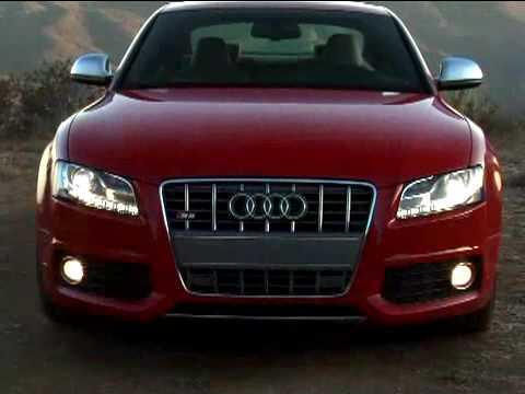 2008 Audi S5 Full Test Edmunds Youtube