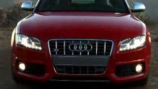Audi S5 (2007) Videos