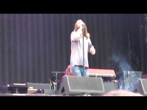 The Black Crowes - Soul Singing, live at Pinkpop, June 2013
