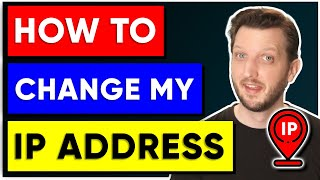How To Change Mỳ IP Address 🔥 The EASIEST Way