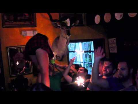 The Whiskey Mist Walk - Monday Night Club (Sponsored by Stoli) at Whiskey Mist - Grand Cayman