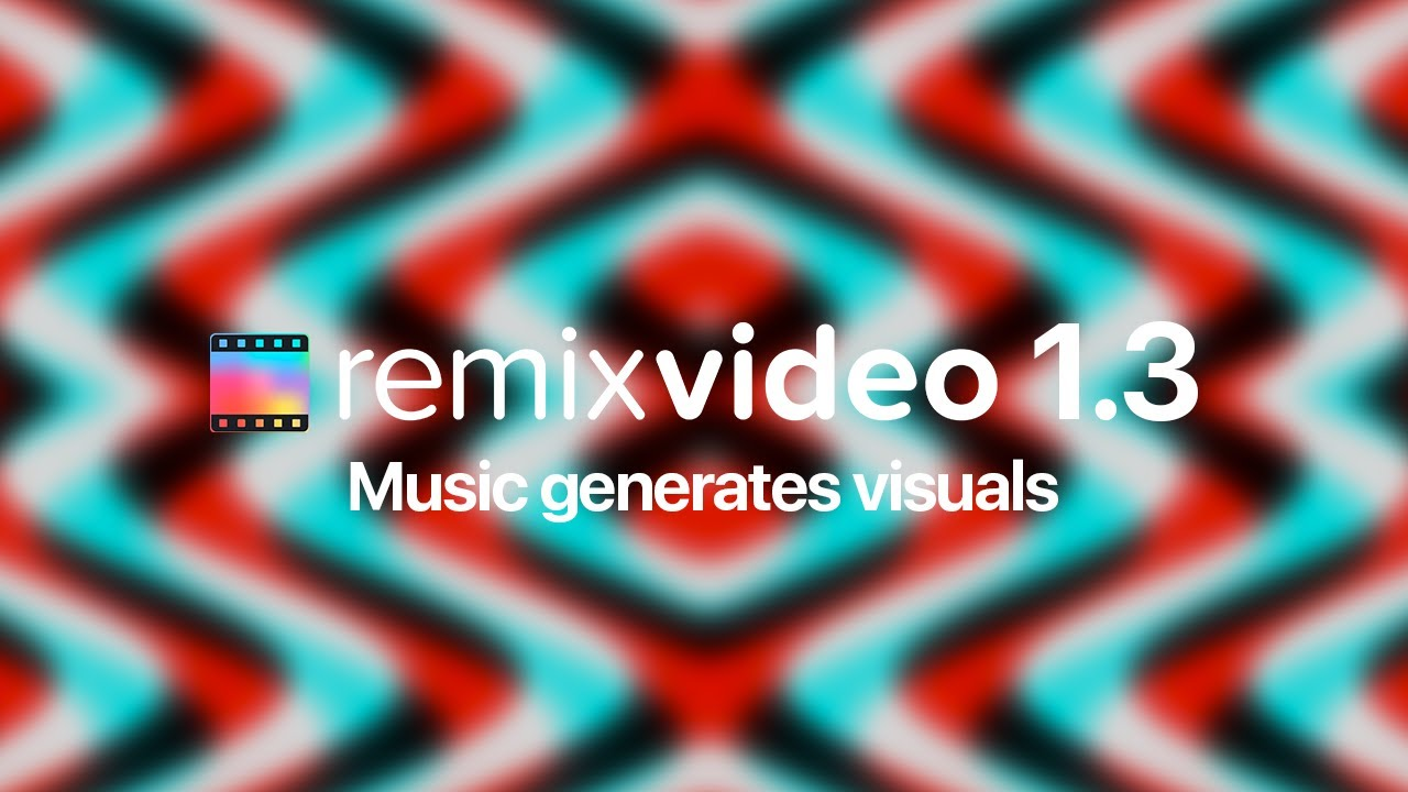 Remixvideo for Mac and PC - VJ software made intuitive
