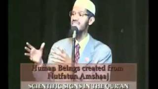 Debate: Dr. Zakir Naik vs. Dr William Campbell - The Quran and the Bible in the Light of Science