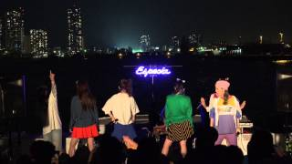 Especia Especia 1st ALBUM Release PREMIUMクルーズパーティー「Te Gus...