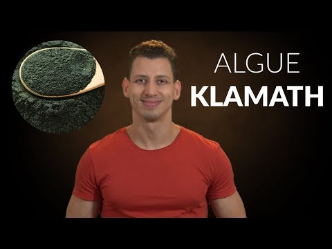ALGUE KLAMATH | 1 MINUTE POUR DÉCOUVRIR 1 ALIMENT