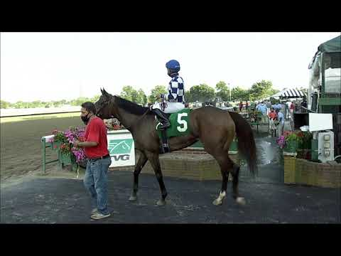 video thumbnail for MONMOUTH PARK 07-17-20 RACE 4