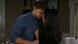 GH Jason & Sam 11/13/15 *First Kiss*