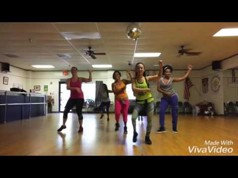 Volvi A Nacer Urban Version Choreography