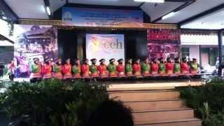 Tari Saman MAN 4 Jakarta @Anjungan Aceh TMII 2012.mp4