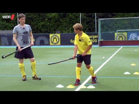 Kann es Johannes? - Feldhockey | WDR