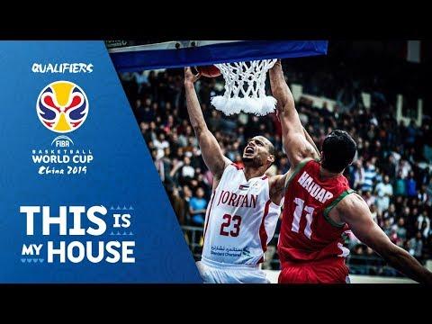 Jordan v Lebanon - Full Game - FIBA Basketball World Cup 2019 - Asian Qualifiers