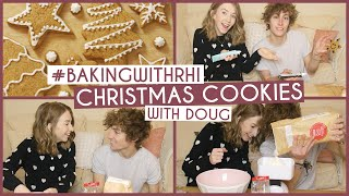 Baking Christmas Cookies #BAKINGWITHRHI (+DOUG) Thumbnail
